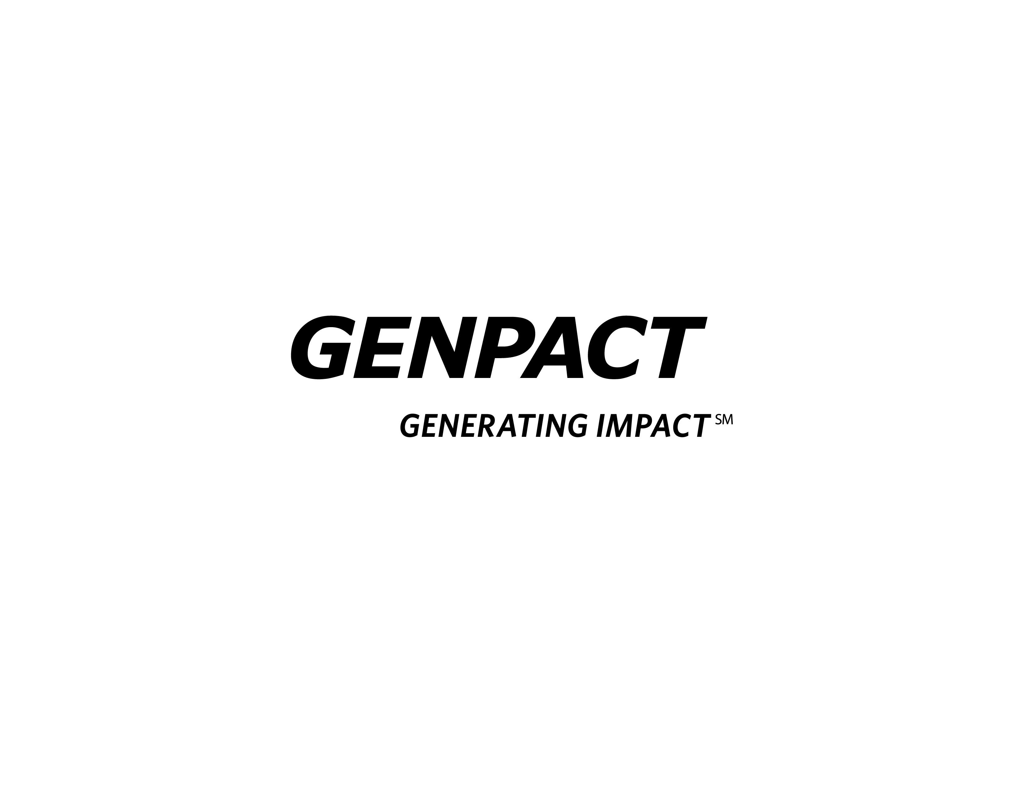 Genpact is hiring!