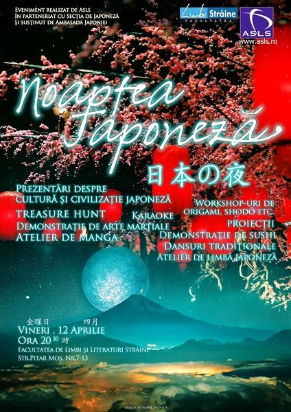 Noaptea Culturală Japoneză