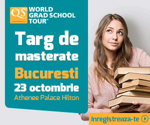 QS World Grad School Tour Bucuresti – 23 octombrie 2014