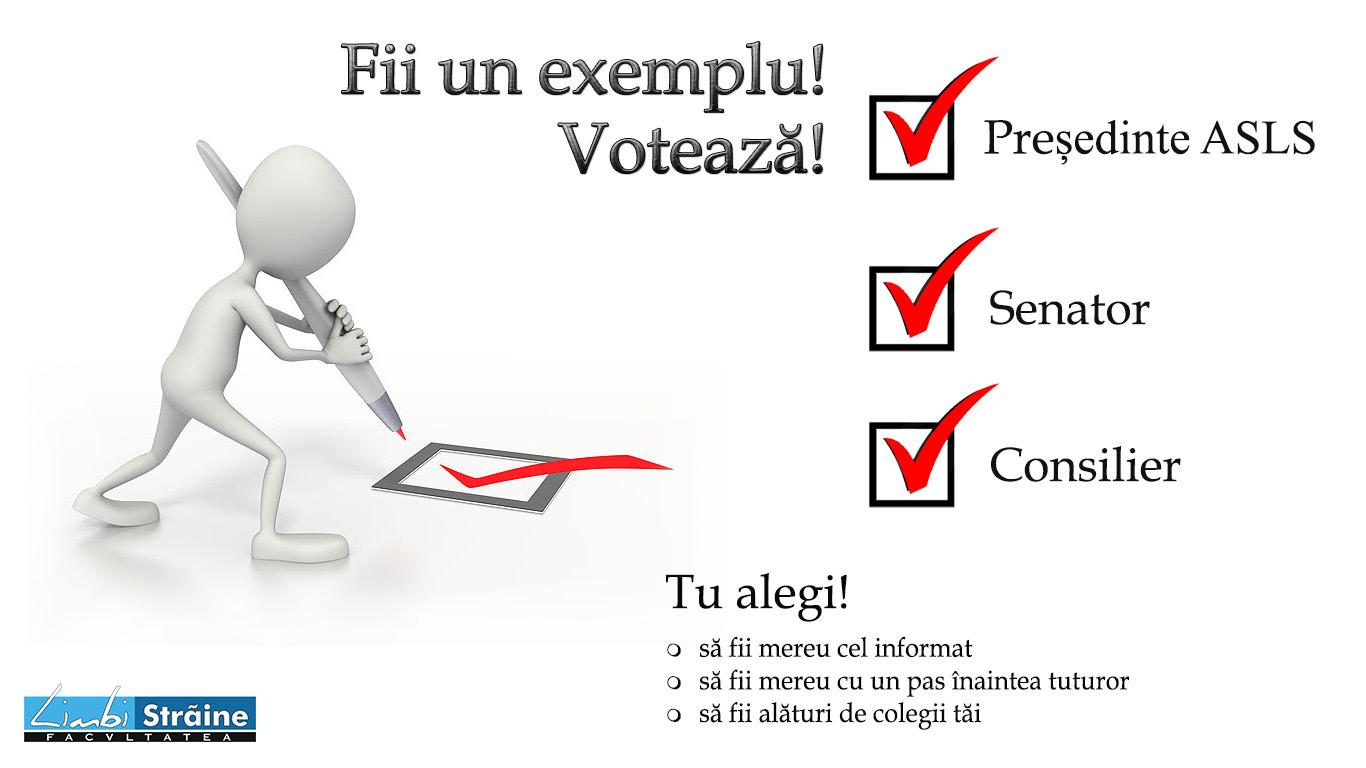 Alegeri studențești – toamna 2014 (actualizat 13.11.2014)