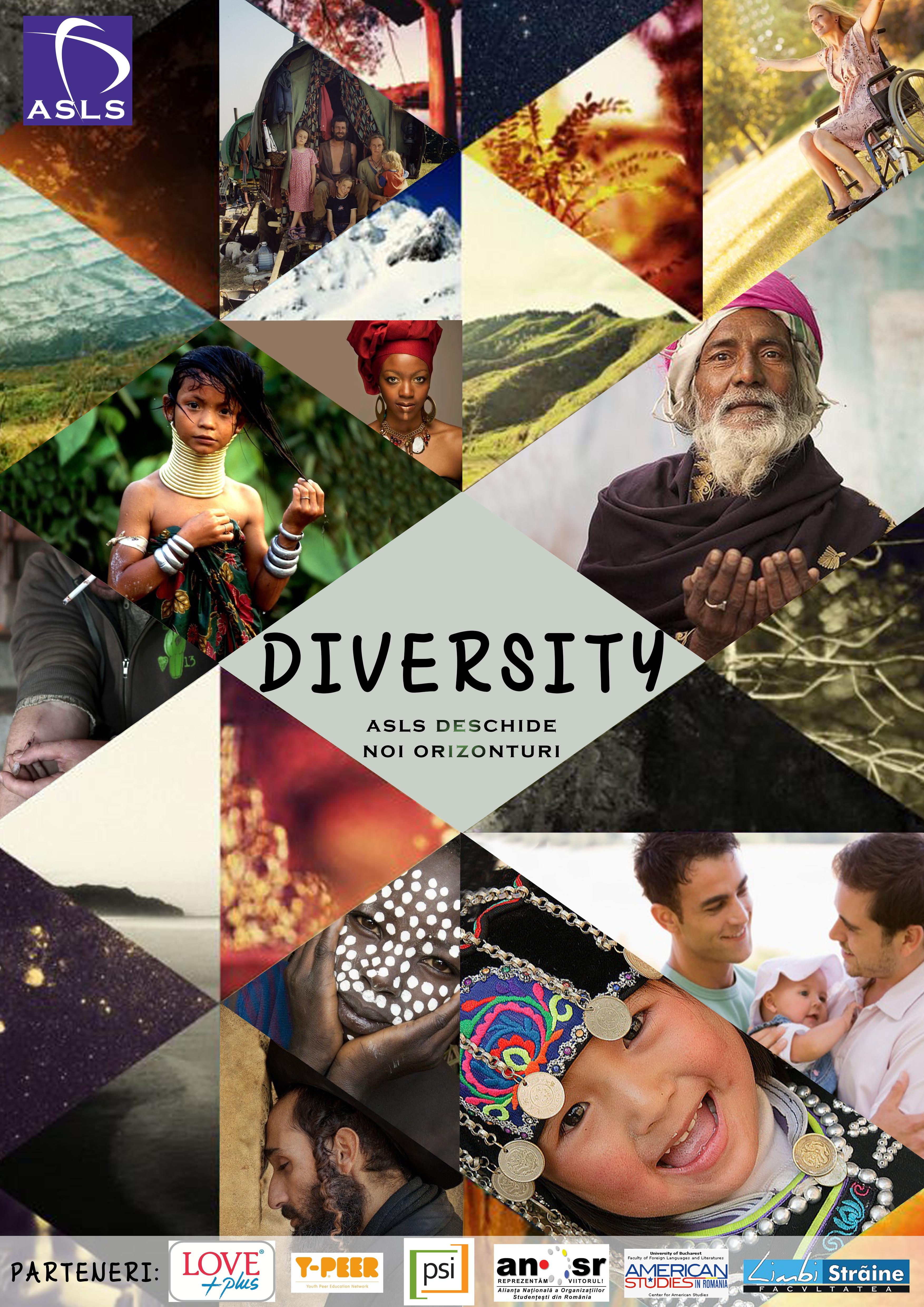 Diversity – fără prejudecăți