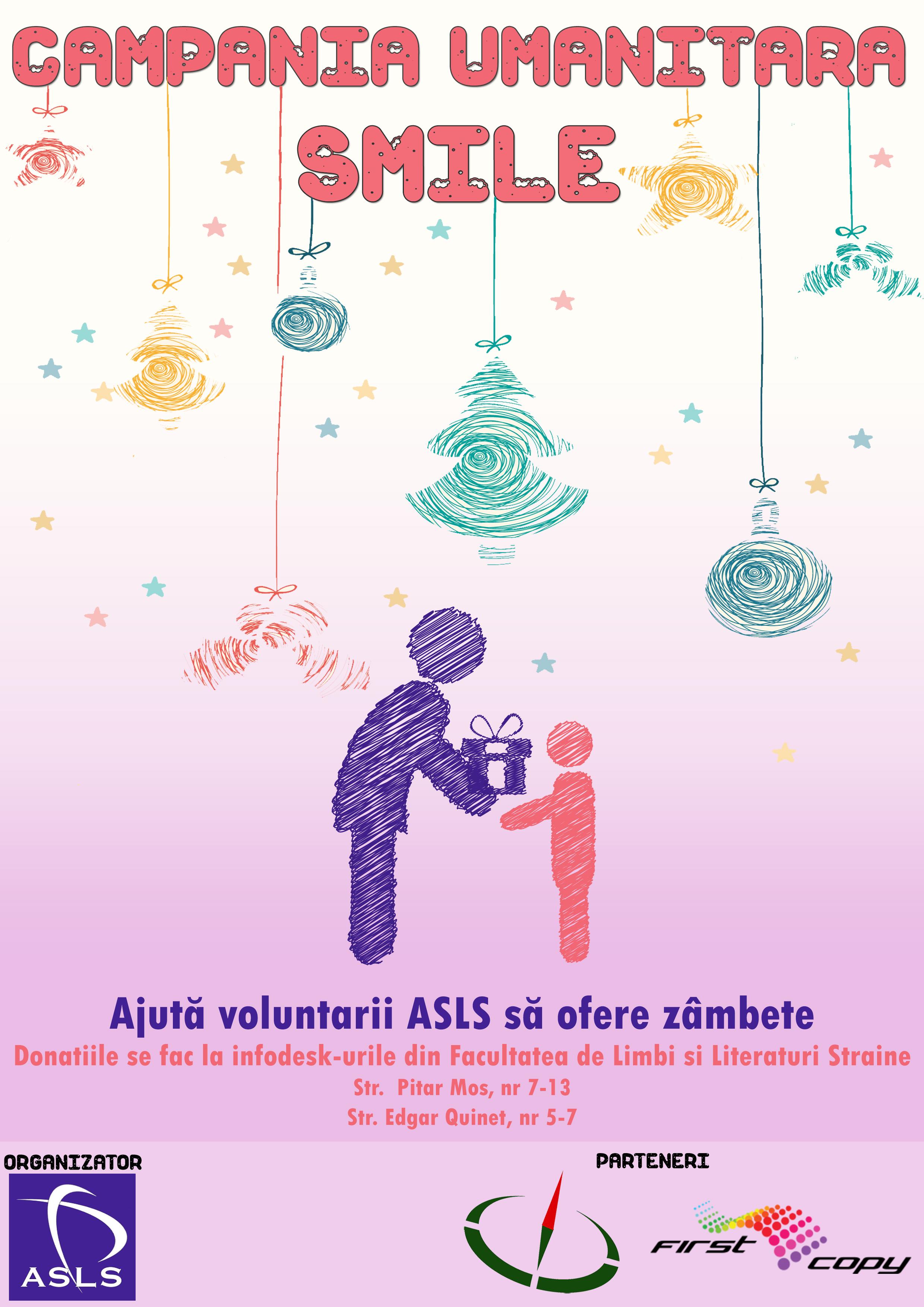 Campania Umanitara SMILE
