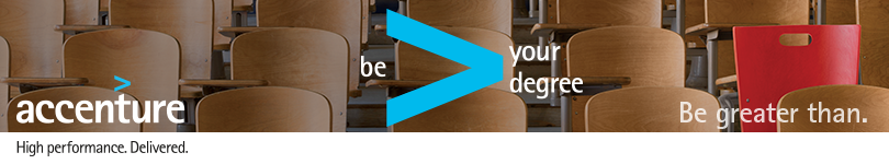 Start your career with Accenture
