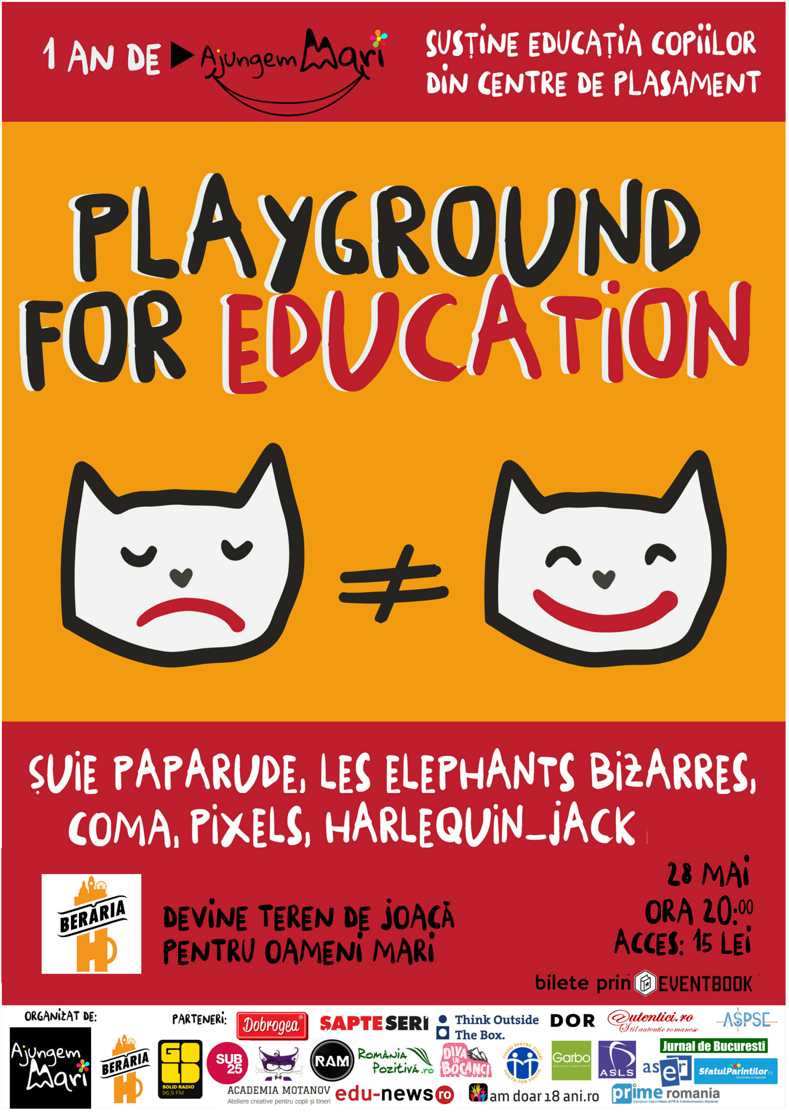 Afis Playgrond for Education - George Rosu