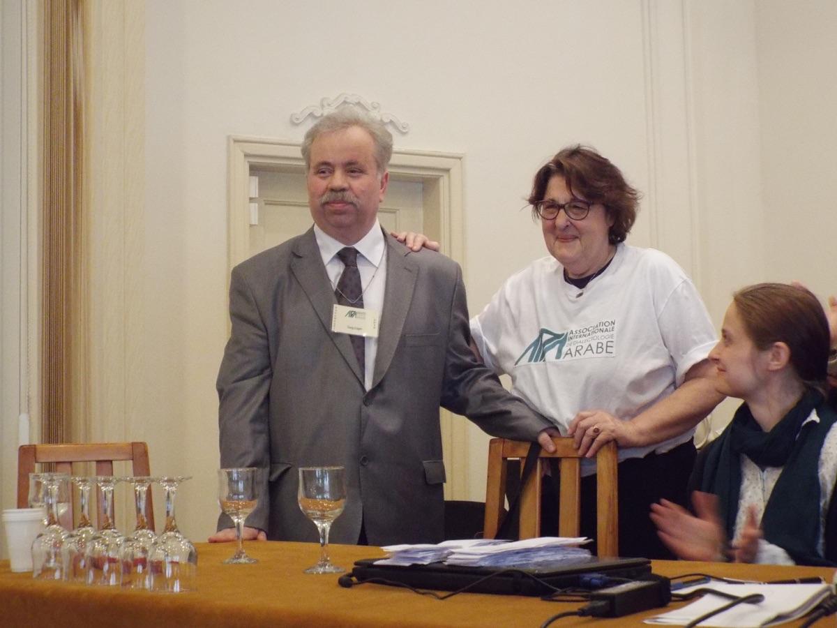 Prof. dr. George Grigore a fost ales președintele AIDA