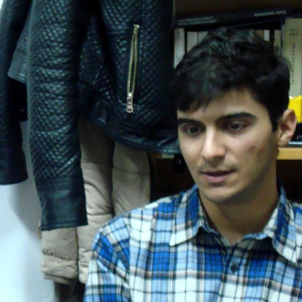 Andrei Smarandache – voluntar ASLS