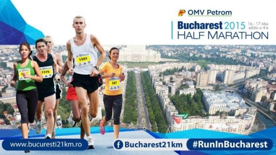 Alatură-te echipei de voluntari de la Semimaratonul Internaţional Bucureşti!