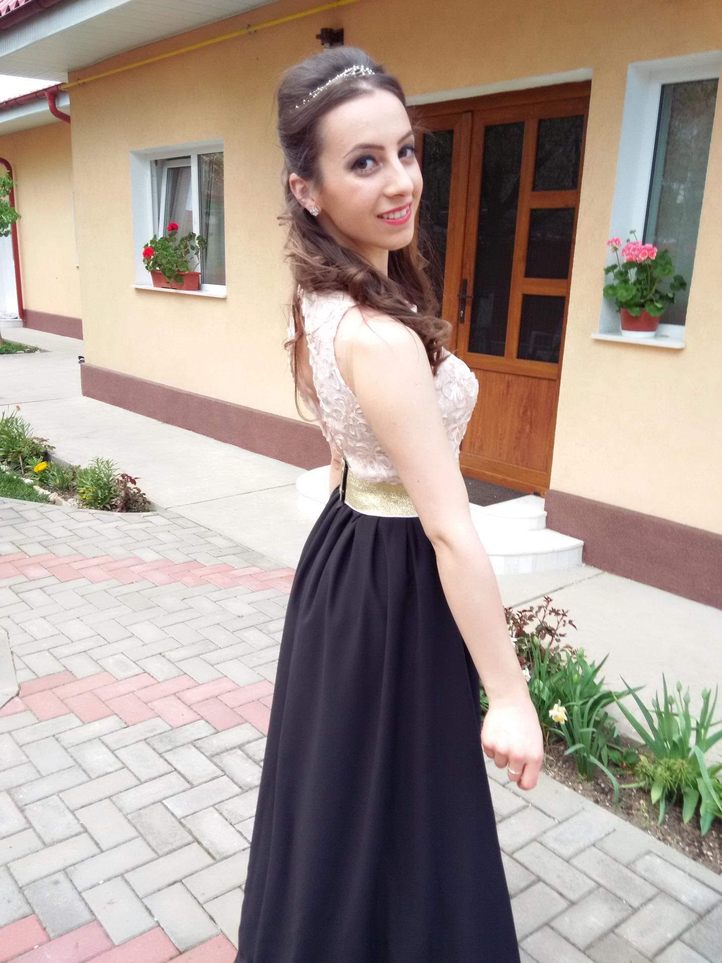 Roxana Făşie – voluntar ASLS