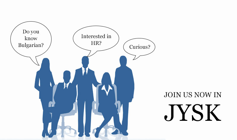 HR Internship la JYSK!