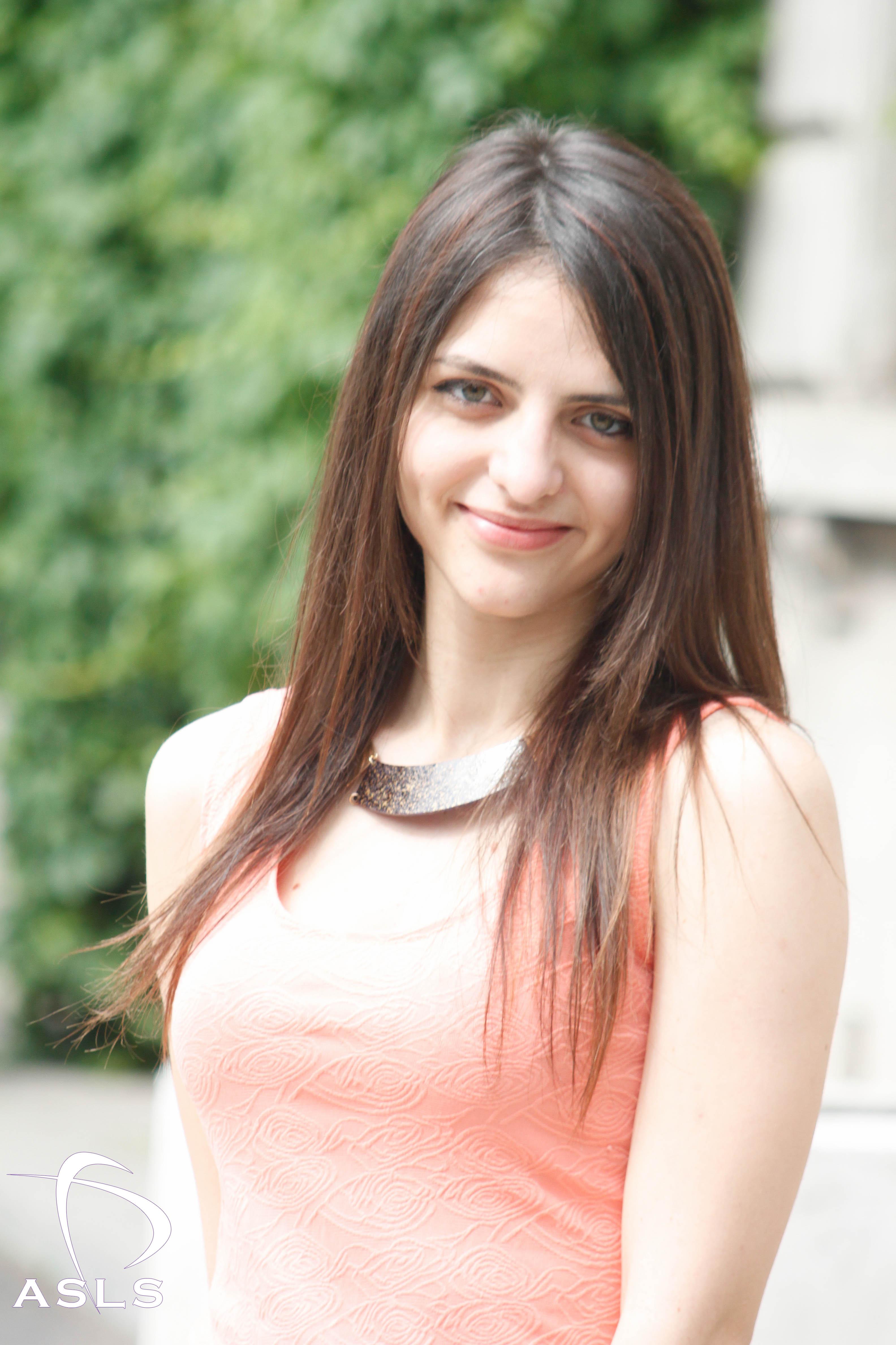 Alina Gabriela Anghel – voluntar ASLS