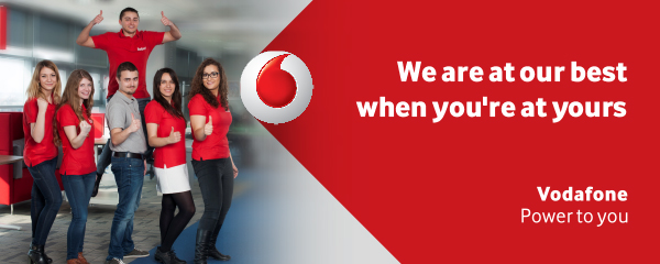 "Vodafone Open Doors ""Careers in Technology"""