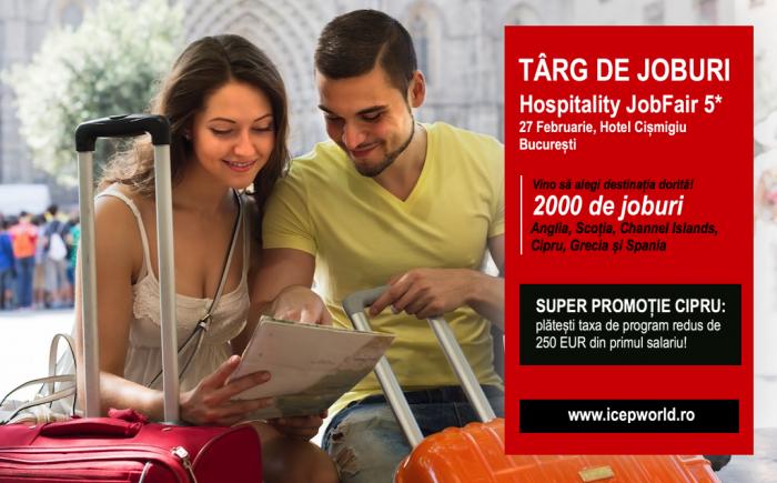 ICEP World-Hospitality Jobfair