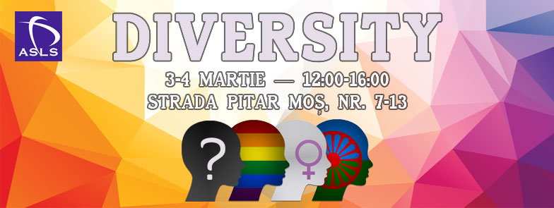 Diversity – combatem discriminarea împreună