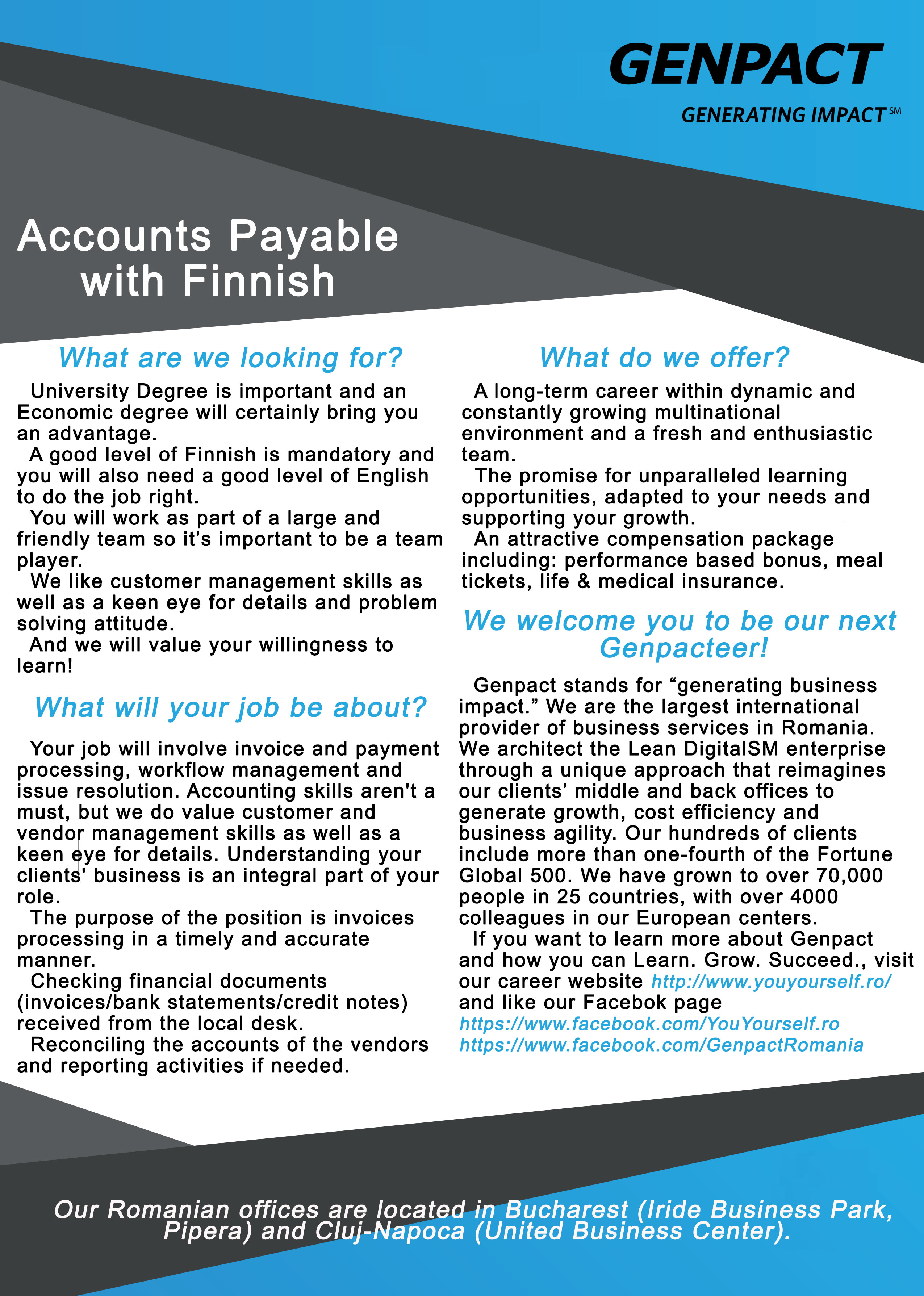 Accounts Payable with Finnish