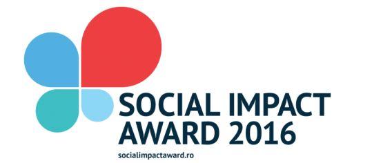 Social Impact Award România 2016