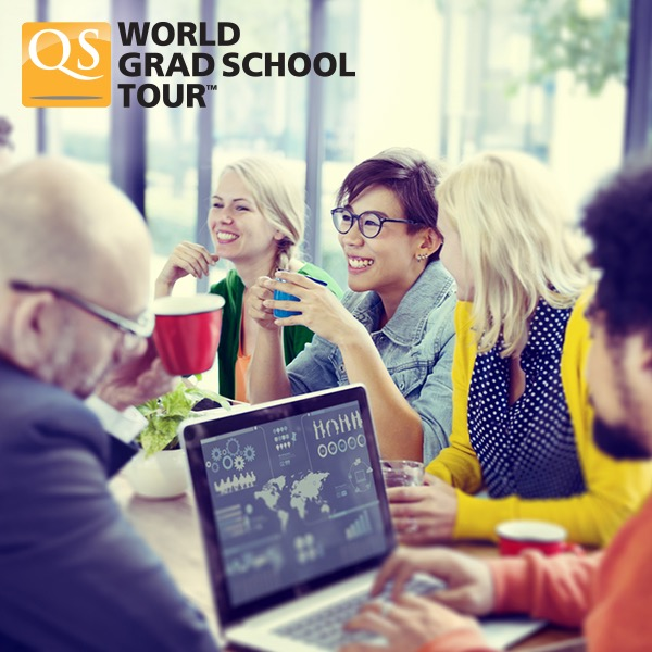The QS World Grad School Tour is coming to Bucharest