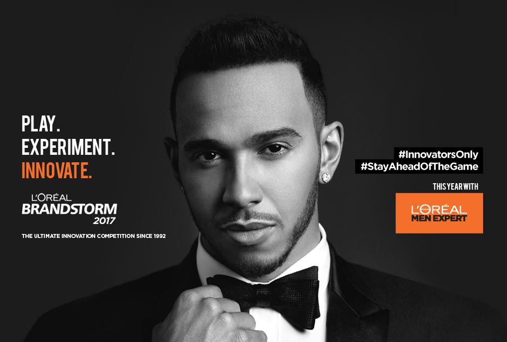 L'Oréal Men Expert – Play. Experiment. Innovate.