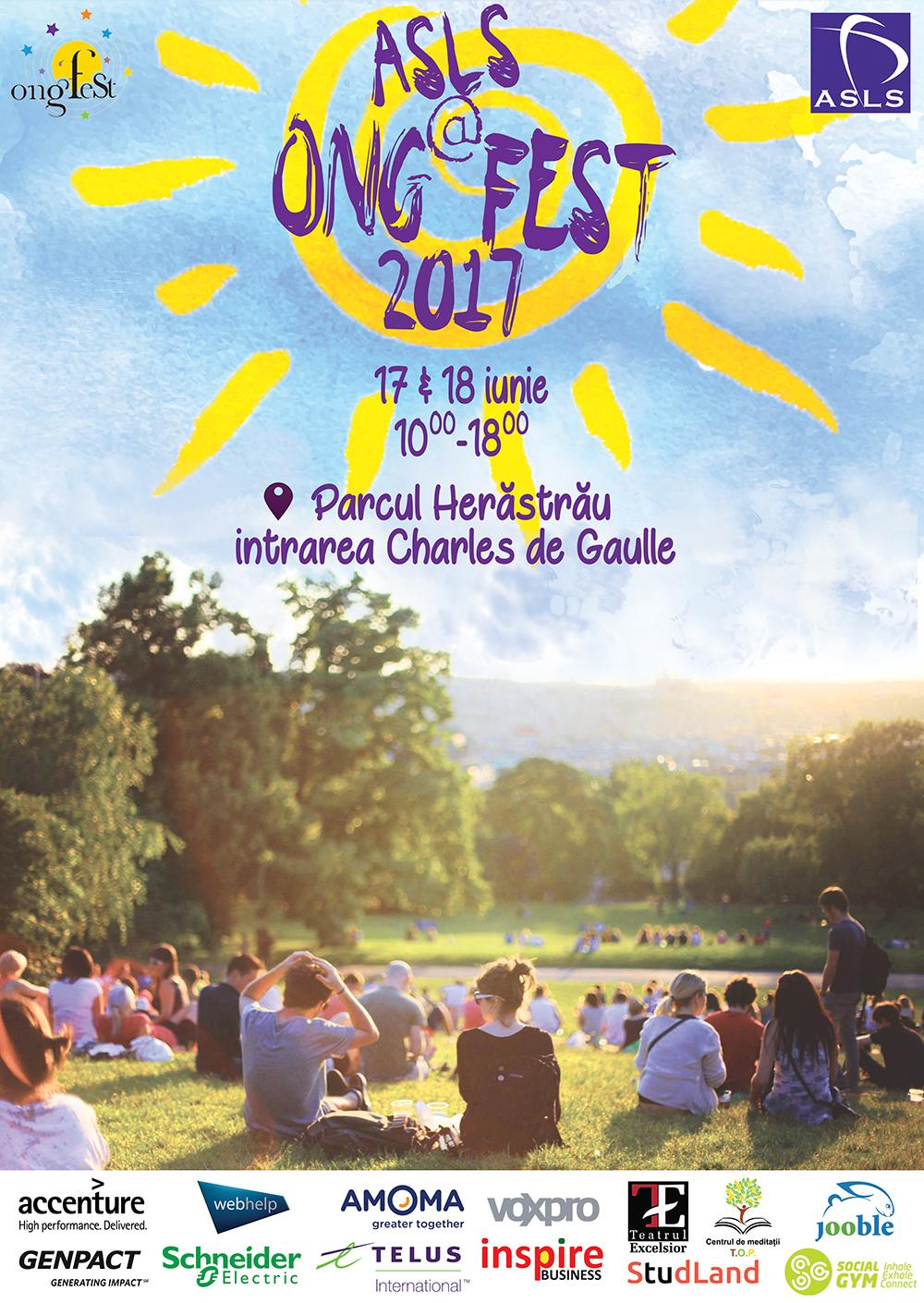 ASLS la ONG Fest 2017