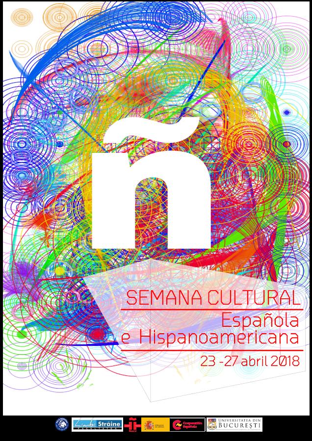 Semana Cultural Española e Hispanoamericana 2018