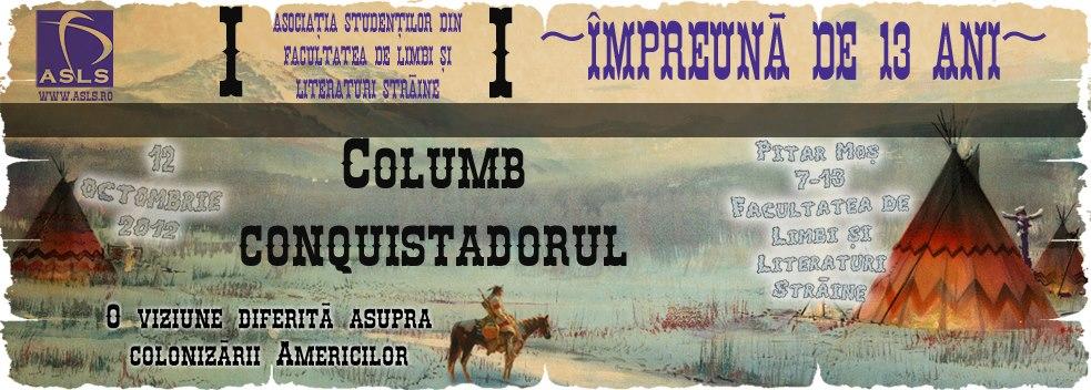 Program – Noaptea lui Columb