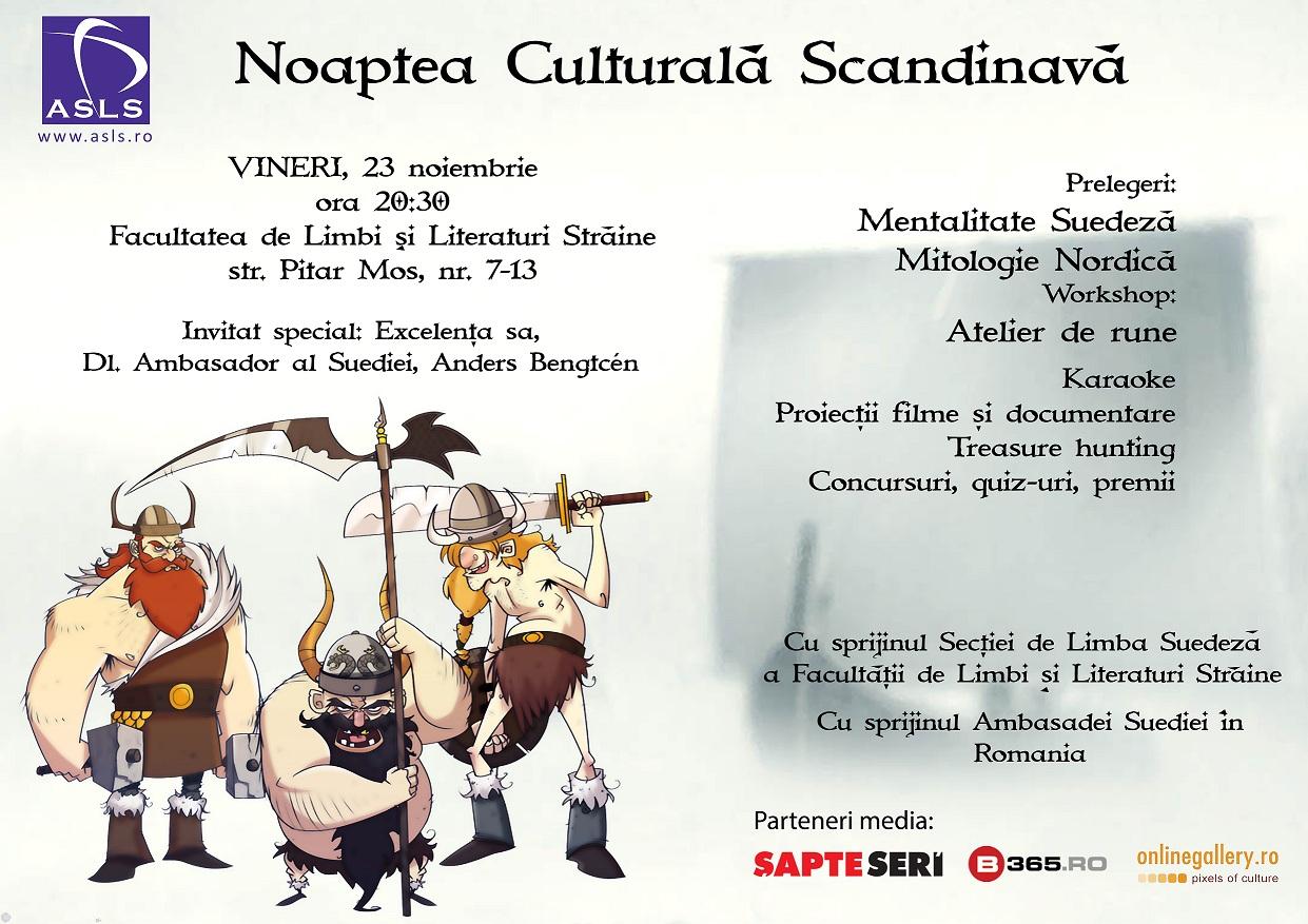 Noaptea Culturală Scandinavă