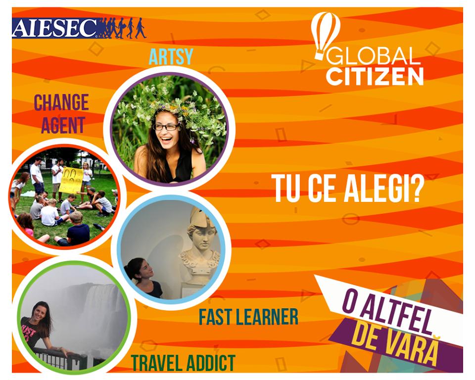 AIESEC oferă Practică Profesională