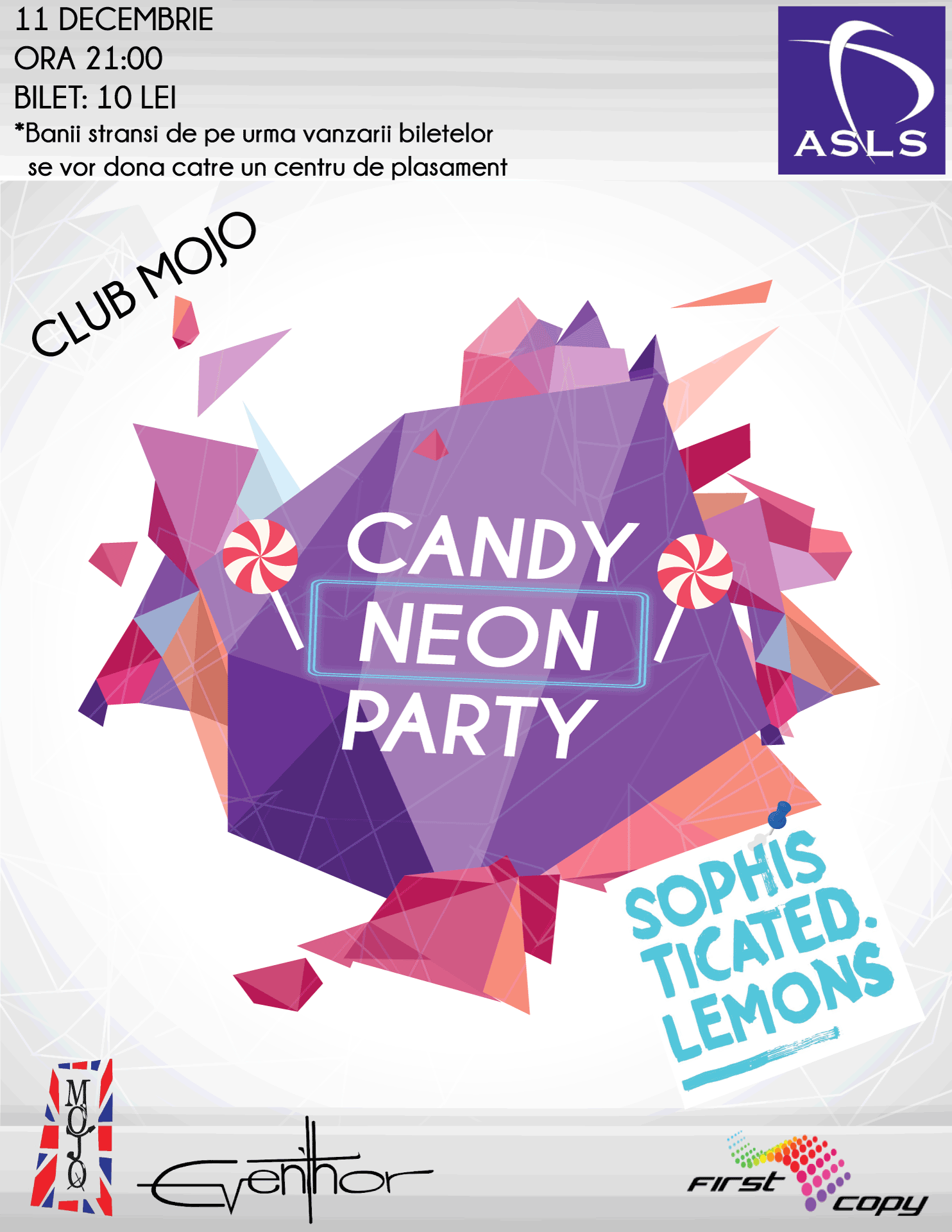 Candy Neon Party