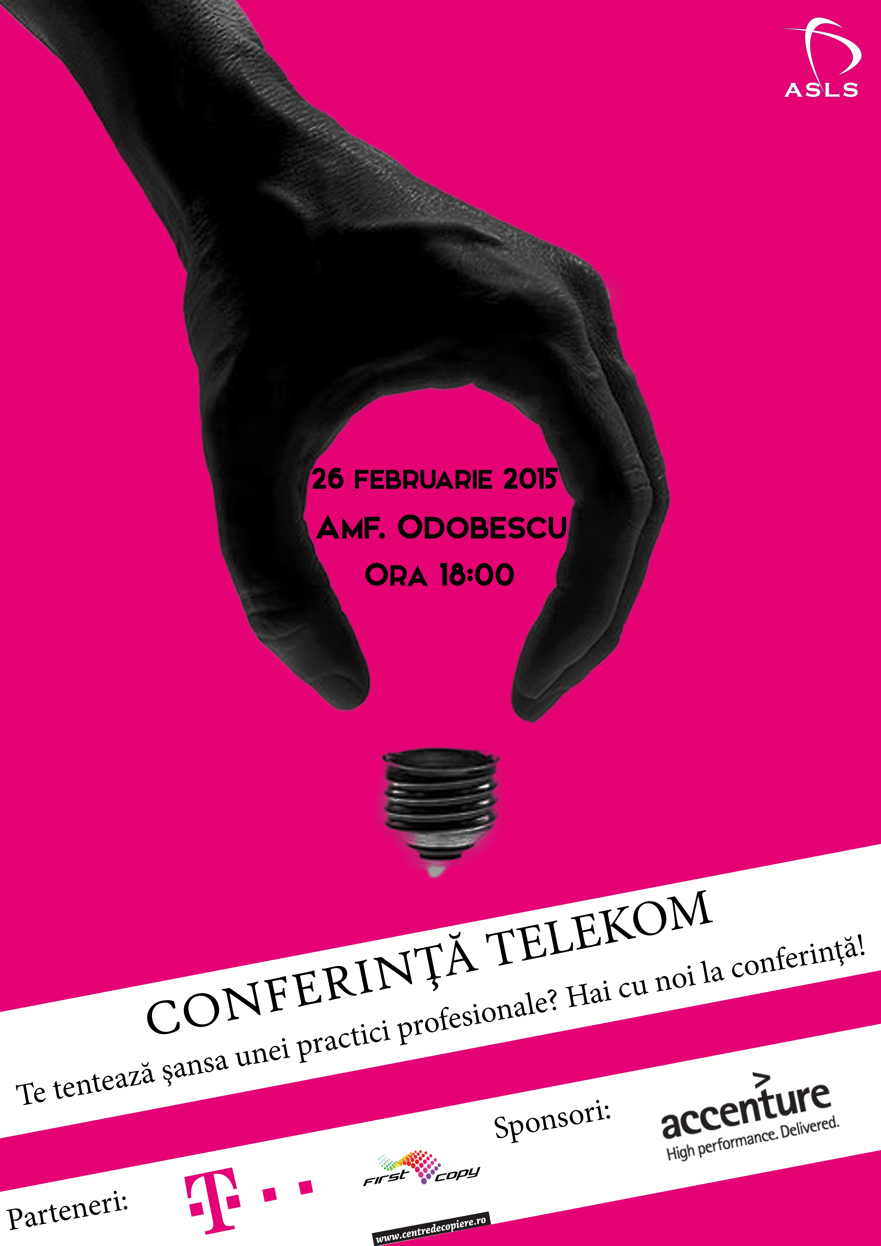 Conferință Telekom