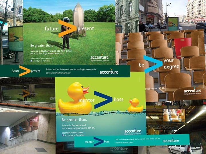 Concurs Accenture România
