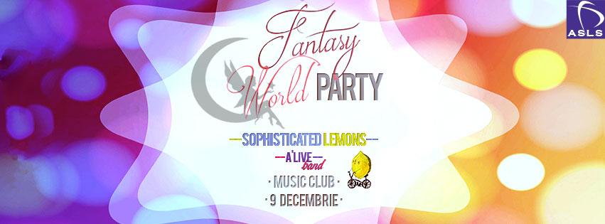 Smile – Fantasy World Party