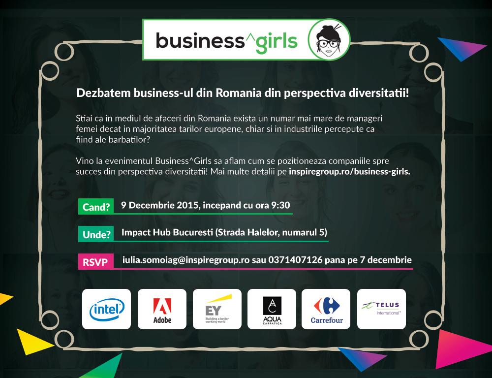 Business Girls – business-ul din România din perspectiva diversității