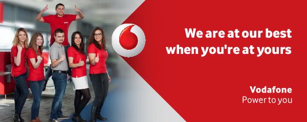 """Vodafone Open Doors """"Careers in Technology"""""""
