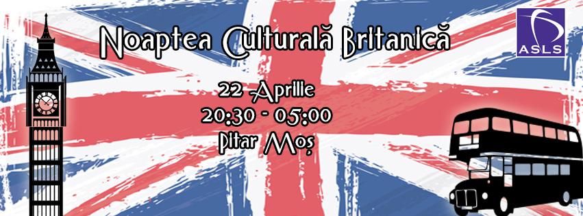 Noaptea Culturală Britanică