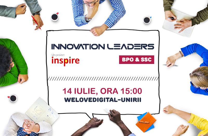 Innovation Leaders – BPO & Shared Services