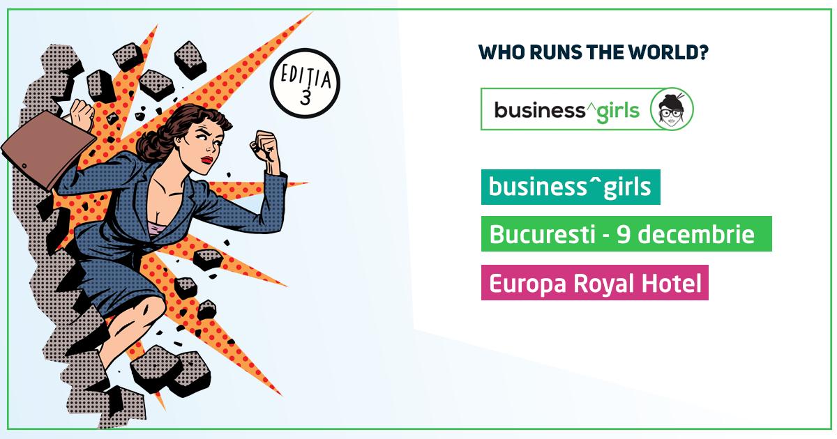 Who runs the world? – Business^Girls!