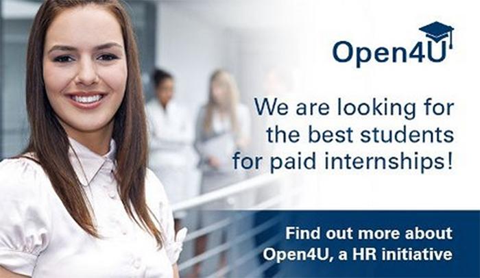 Open4U – un program destinat studenților și masteranzilor