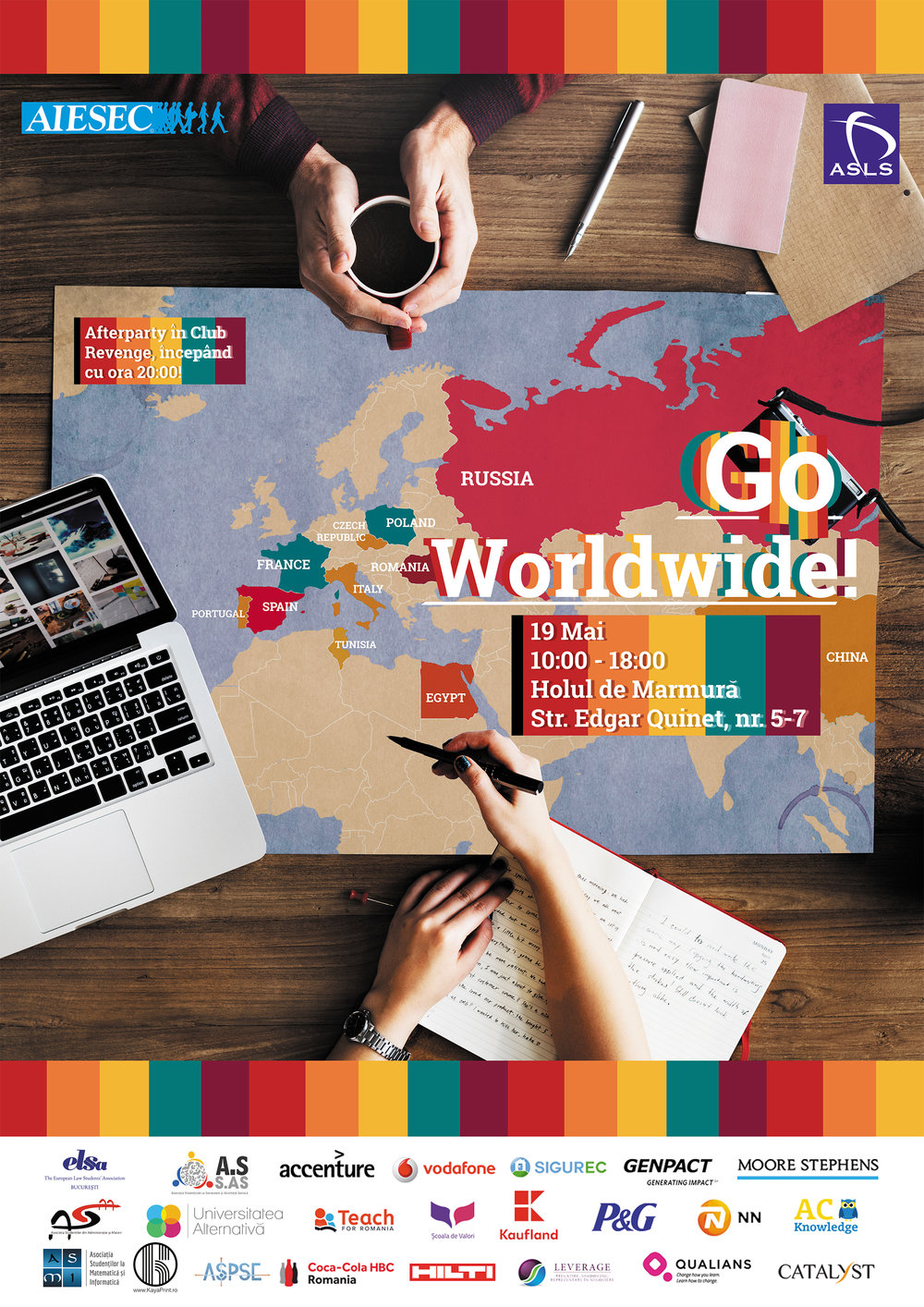 Go Worldwide — Travel the world in just one day